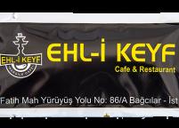 Ehl-i Keyf Cafe & Restaurant, Sarı Siyah Islak Mendil Nadir Ambalaj Islak Mendil