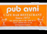 Pub Avni, Turuncu Beyaz Islak Mendil Nadir Ambalaj Islak Mendil