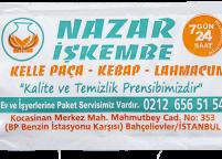 Nazar İşkembe, Renkli Baskılı & Logolu Islak Mendil Nadir Ambalaj Islak Mendil